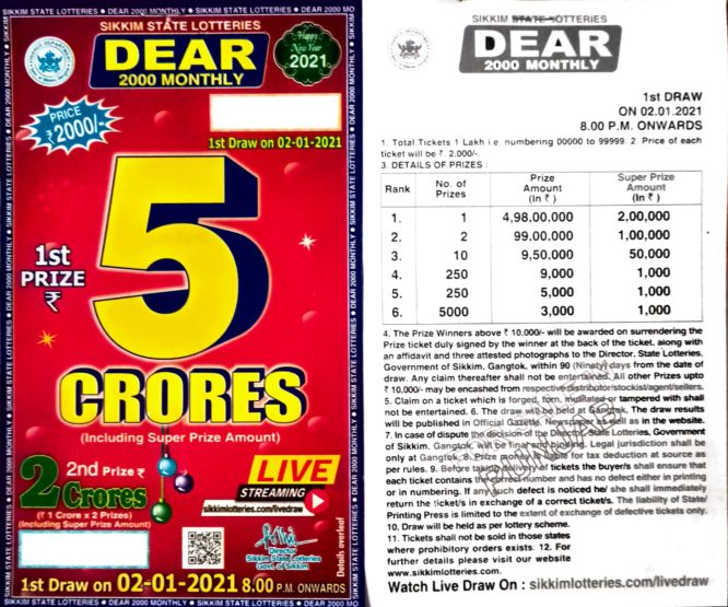Sikkim_state_lotteries_dear_2000_monthly_02.01.2021