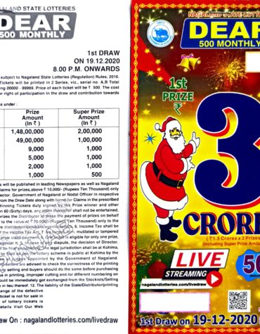 Nagaland-state-lotteries-dear-500-monthly-19-12-2020