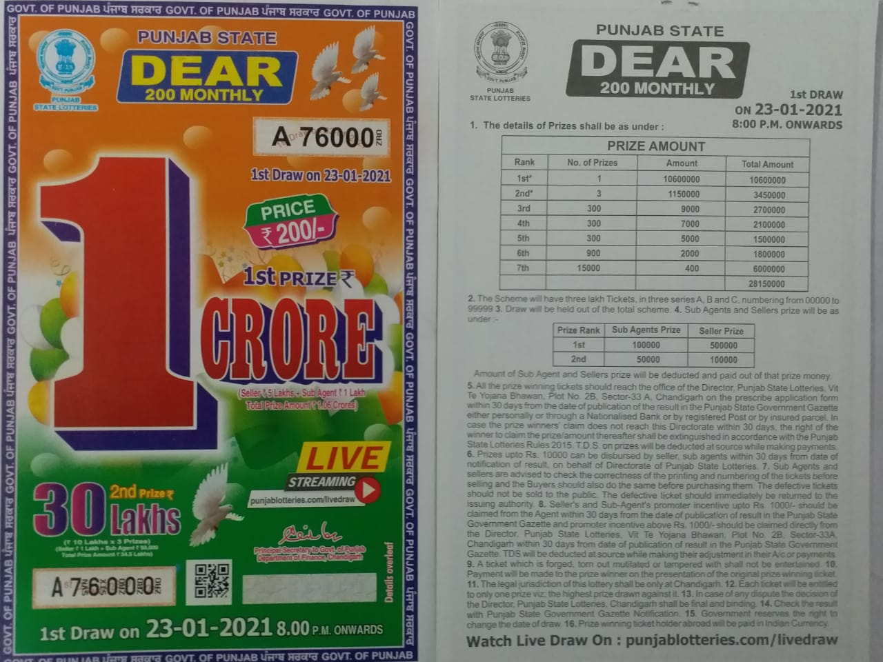 punjab-state-dear-200-monthly-23.01.2021
